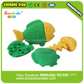 Fish Shaped Eraser,Food big erasers for kids