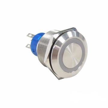 High Current Big Power Metal Push Button Switch