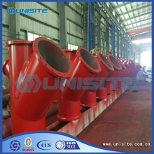 High Quality for Y Piece Fitting Steel y exhaust pipe supply to South Korea Factory