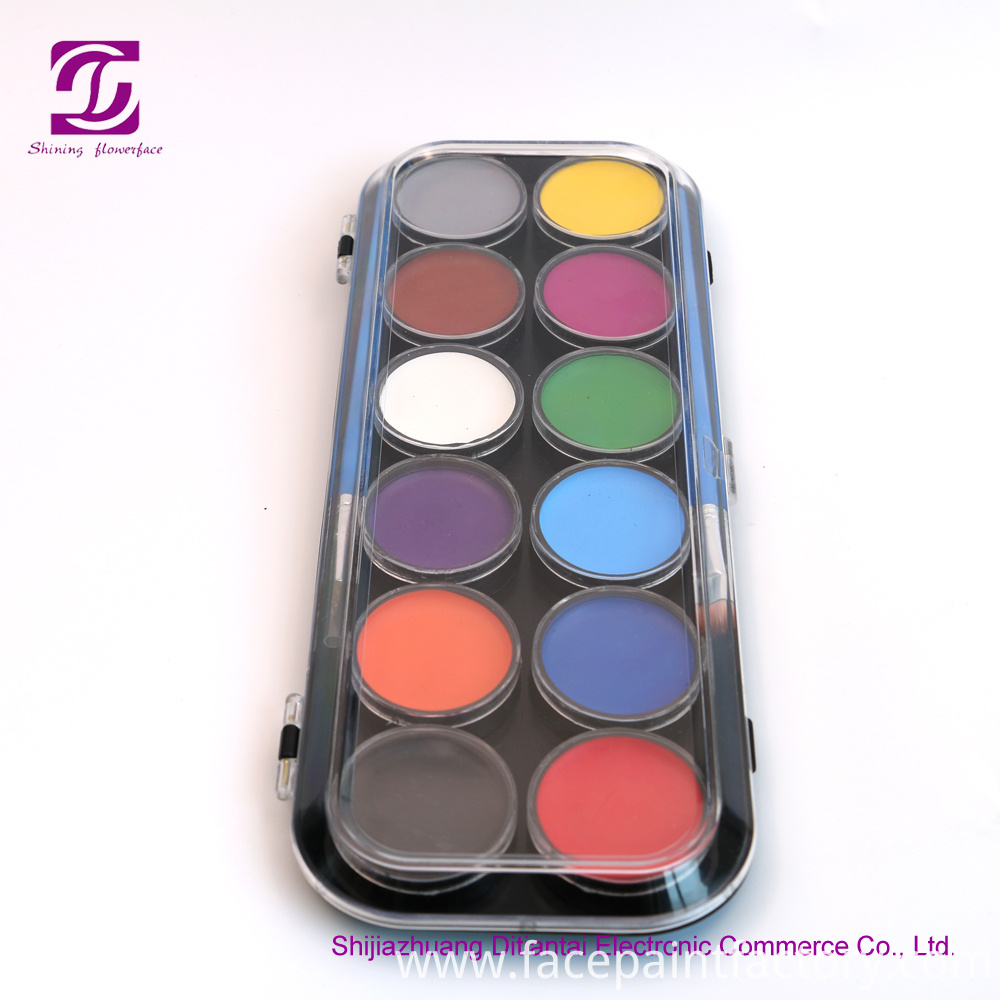Body Painting Sets