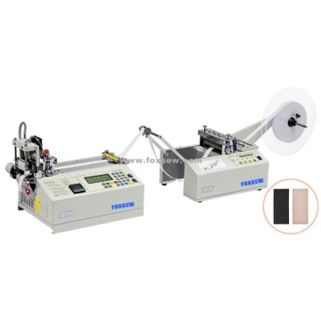 Auto Elastic Tape Cutter Machine
