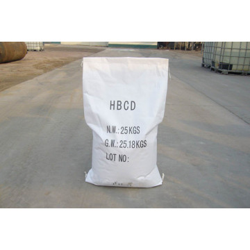 1.2.5.6.9.10-Hexabromocyclododecane(HBCD) 3194-55-6 for eps