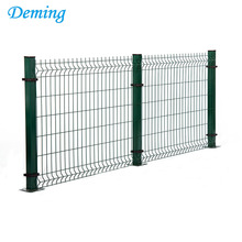 4mm diameter 3D welded wire mesh panels