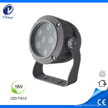 Round landscape super bright waterproof flood light led