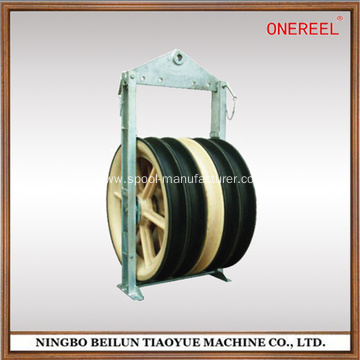 100% Original Factory for China Manufacturer Of Pulley Block, Stringing Block, Nylon Pulley chain pulley block mechanism supply to Italy Wholesale