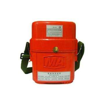 ZYX60 compressed oxygen self-rescuer from mining