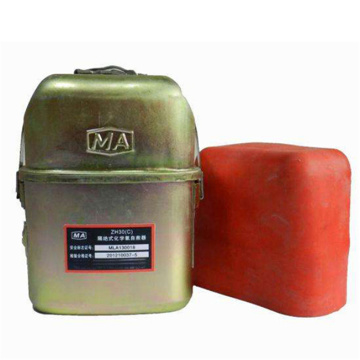 Chemical Oxygen Self-rescuer Safety Equipment ZH Series