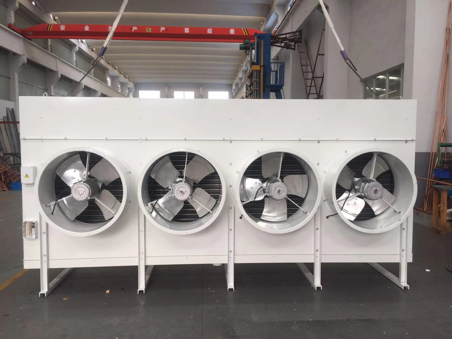 industrial refrigeration evaporators