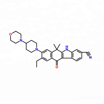 Alectinib base C30H34N4O2 CAS 1256580-46-7