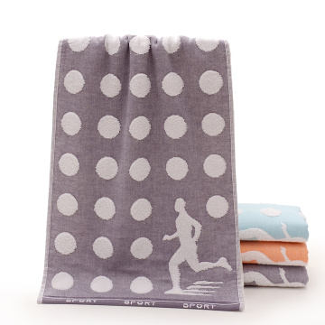Gauze Cotton Fitness Towels Wholesale Exercise Towels