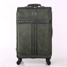 Spinner luggage combines  popular features modern luggage