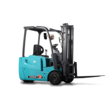 Low price for 3-Wheel Electric Forklift 1.6 Ton 3-Wheel Electric Forklift Truck export to Kenya Wholesale