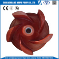 Abrasion Resistant Slurry pump impeller