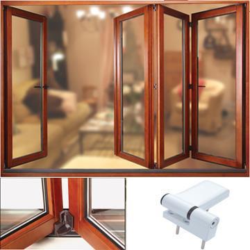 PVC-Fenster und Hardware
