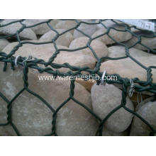 3.5 mm Galvanized Gabion Box for River Bank Project