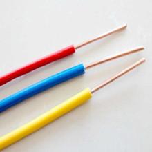 Copper core PVC insulated wire