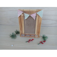 Natural Cheap Wooden Photo Frame