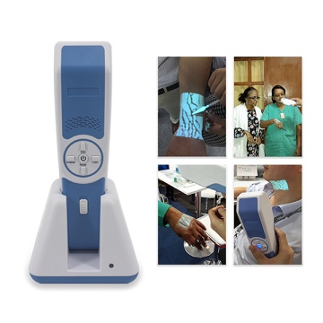 portable VS400 vein finder transilluminator locator scanner