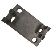 ODM for Cast Iron Machinery Parts Railroad Casting Base Railway Tie Plates supply to South Korea Manufacturers