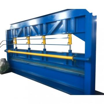 Six Meter Hydraulic Press Brake Metal Bending Machine