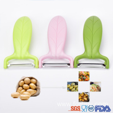 Good User Reputation for Apple Peeler Stainless Steel Colorful Eggplant Fruit Vegetable Peeler export to France Suppliers