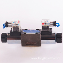 Best Price for for Solenoid Ball Valves High quality 4WE6 Solenoid Directional Control Valves supply to Paraguay Wholesale