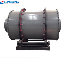 Coal Sludge Three Cylinder Rotary Dryer