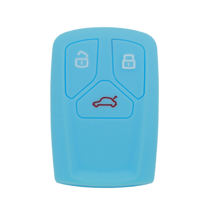 Audi B9 Silicon Car Key Cover