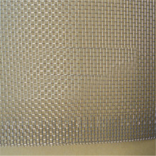 Plastic Coated Aluminum Shade Decorative Window Screens Net