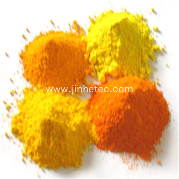 Ferric Iron Oxide Yellow Ci 77492 Produce