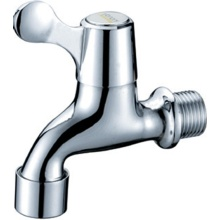 10 Years for Offer Brass Bibcock, Brass Kitchen Faucets, Brass Faucet from China Supplier Outdoor Bib Cock Tap with Lengthened Screw export to South Korea Manufacturer