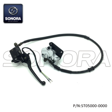 ZN50QT-30A Spare Part Front break system complete set (P/N: ST05000-0000) Top Quality
