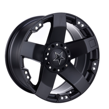 Five Spoke Offroad Wheels 5x139.7 Matt Black