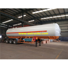 60000 Liters LPG Gas Transport Trailers