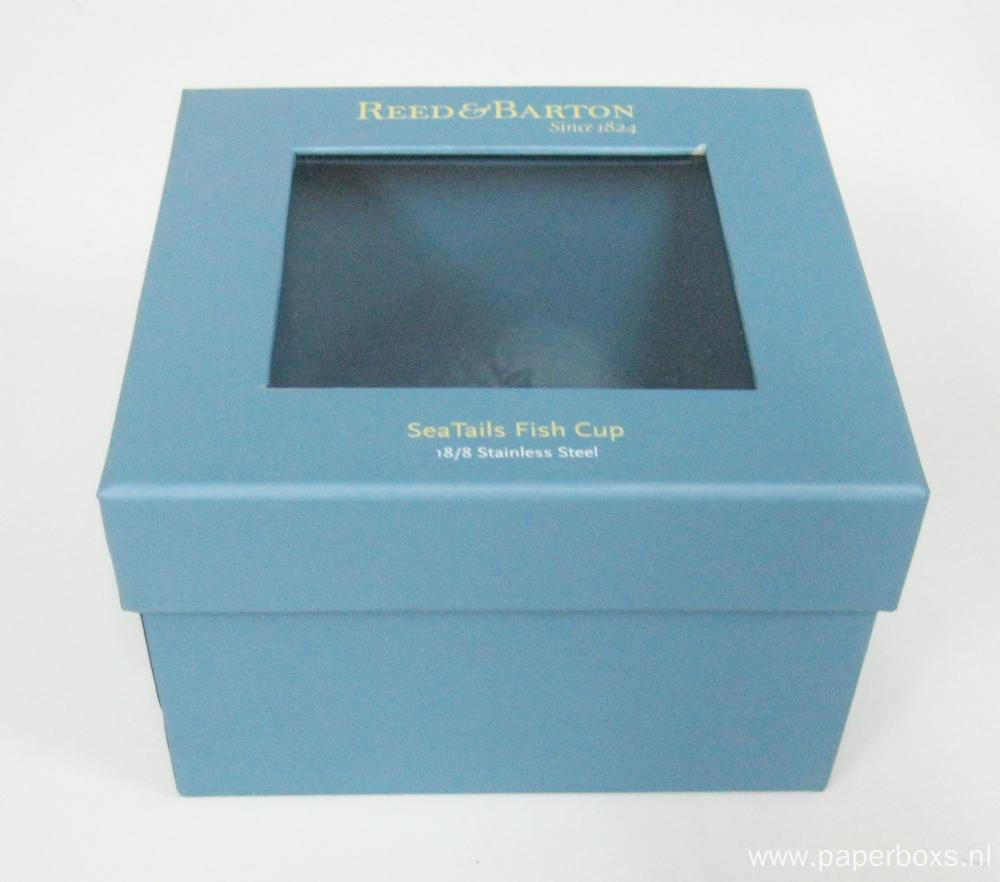 Custom Boy Clothing Gift Box With Lid
