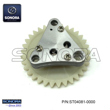GY6 50 139QMA 139QMB BAOTIAN BT49QT-9D3 2B Oil Pump Assy (P/N:ST04081-0000) High Quality