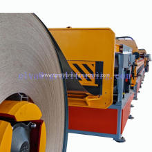 Customized steel silo roll forming machine