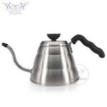 China for Stainless Steel Coffee Drip Pot Stainless Steel Pour Over Coffee Kettle 1L export to Indonesia Supplier