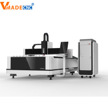 1000W Steel Brass Fiber Laser Cutting Machine