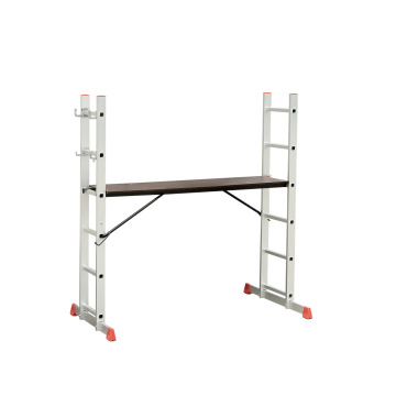 folding scaffolding ladder