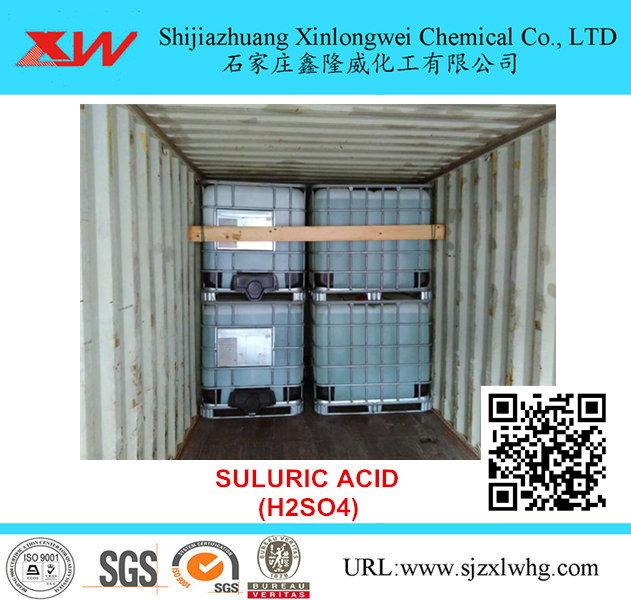 H2SO4 Sulfuric Acid
