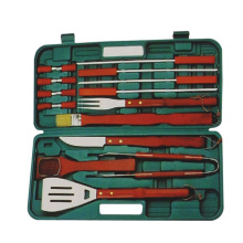 18pieces BBQ set outdoor tools