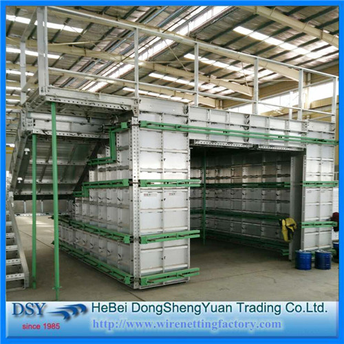 Concrete building Aluminum Frame Wall Panel