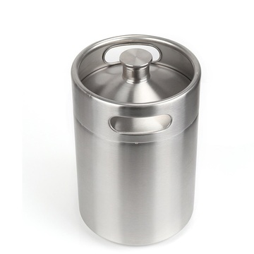 Bar Home Stainless steel beer Growler Fermenter Barrel