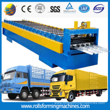 loading car panel metal sheet roll forming machine