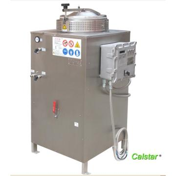 Solvent Recycling Machine for Footwear Industry