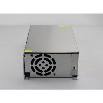 Single Output 5V 12V 24V SMPS Power Supply