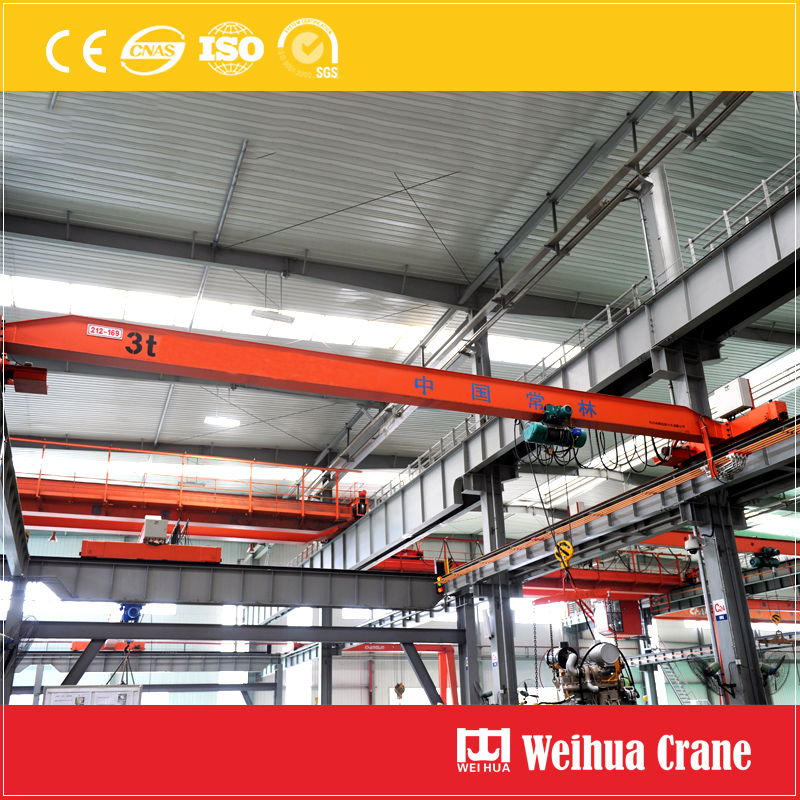 Explosion Proof Single Girder Overhead Crane