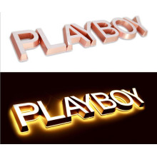 Custom Illuminated Signs Led Lighted