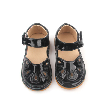 PU Rubber Sole Sandals Wholesale Squeaky Girl Shoes